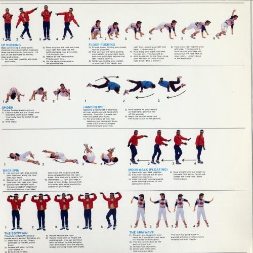 how to dance, figure B