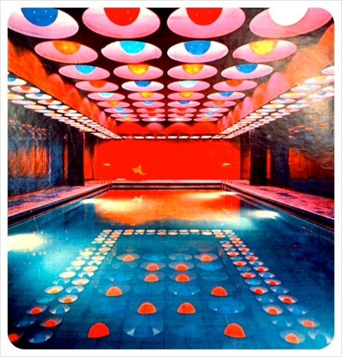 let's go for a mental swim in this Panton pool