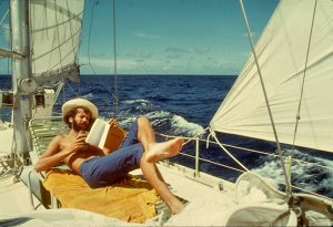 Antoine sailing