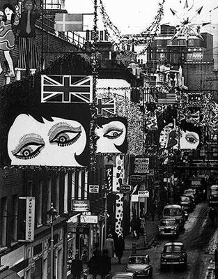 Carnaby Street xmas
