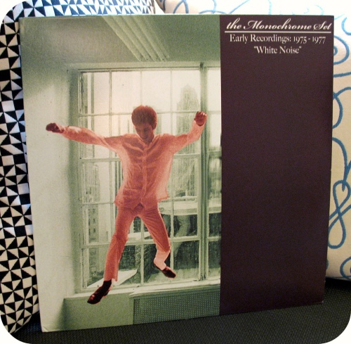 The Monochrome Set Early Recordings front cover