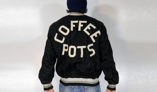 Coffee Pots jacket