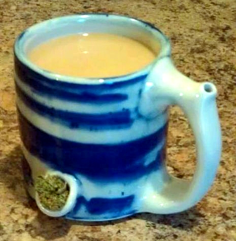Dangerous Minds pipe mug
