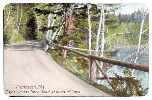Calderwood Neck Rd.